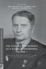 Omslag - The Lysenko Controversy as a Global Phenomenon 2016: Volume 1