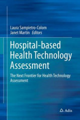 Omslag - Hospital-Based Health Technology Assessment 2016