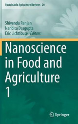 Omslag - Nanoscience in Food and Agriculture 1 2016