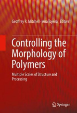 Omslag - Controlling the Morphology of Polymers 2016