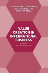 Omslag - Value Creation in International Business 2017: An SME Perspective Volume 2