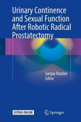 Omslag - Urinary Continence and Sexual Function After Robotic Radical Prostatectomy 2016