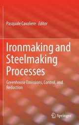 Omslag - Ironmaking and Steelmaking Processes 2016