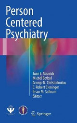 Omslag - Person Centered Psychiatry 2017