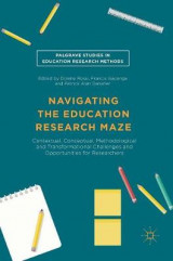 Omslag - Navigating the Education Research Maze 2017