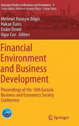 Omslag - Financial Environment and Business Development 2016