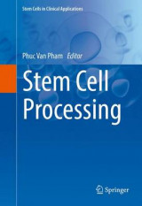 Omslag - Stem Cell Processing 2016