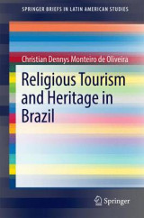Omslag - Religious Tourism and Heritage in Brazil 2016