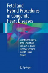 Omslag - Fetal and Hybrid Procedures in Congenital Heart Diseases 2016