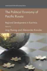 Omslag - The Political Economy of Pacific Russia 2017