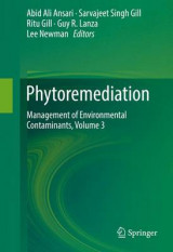 Omslag - Phytoremediation 2016: Volume 3