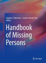Omslag - Handbook of Missing Persons 2017