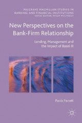 Omslag - New Perspectives on the Bank-Firm Relationship 2016