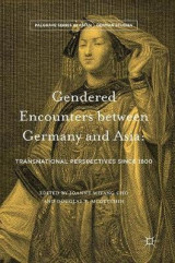 Omslag - Gendered Encounters Between Germany and Asia 2017