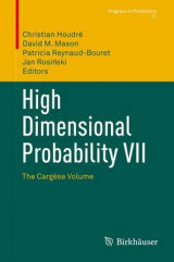 Omslag - High Dimensional Probability 2016: No. VII