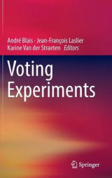 Omslag - Voting Experiments 2016