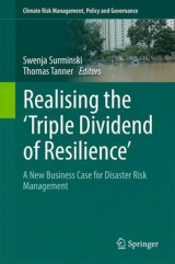 Omslag - Realising the 'Triple Dividend of Resilience' 2016