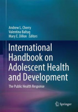 Omslag - International Handbook on Adolescent Health and Development 2017