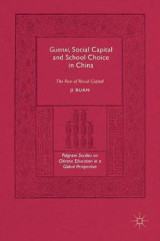Omslag - Guanxi, Social Capital and School Choice in China 2017