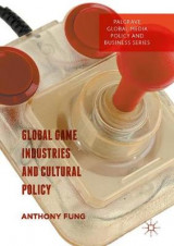 Omslag - Global Game Industries and Cultural Policy 2017