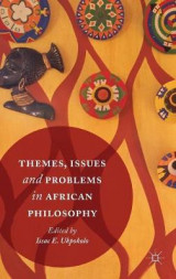 Omslag - Themes, Issues and Problems in African Philosophy 2017