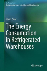 Omslag - The Energy Consumption in Refrigerated Warehouses 2016