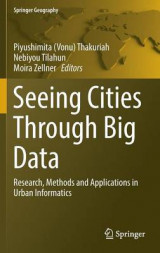 Omslag - Seeing Cities Through Big Data 2016