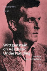 Omslag - Wittgenstein on Aesthetic Understanding 2016