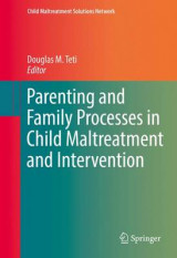 Omslag - Parenting and Family Processes in Child Maltreatment and Intervention 2017