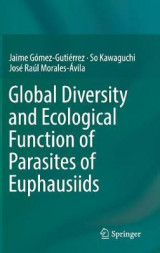 Omslag - Global Diversity and Ecological Function of Parasites of Euphausiids