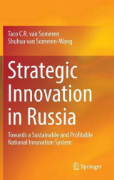 Omslag - Strategic Innovation in Russia 2017