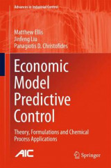 Omslag - Economic Model Predictive Control 2017