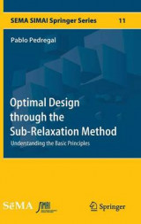 Omslag - Optimal Design Through the Sub-Relaxation Method 2017