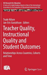 Omslag - Teacher Quality, Instructional Quality and Student Outcomes 2017