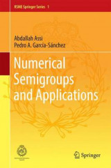 Omslag - Numerical Semigroups and Applications 2017