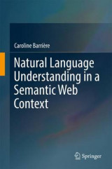 Omslag - Natural Language Understanding in a Semantic Web Context 2017