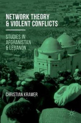 Omslag - Network Theory and Violent Conflicts 2017