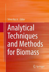 Omslag - Analytical Techniques and Methods for Biomass