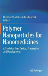 Omslag - Polymer Nanoparticles for Nanomedicines 2016