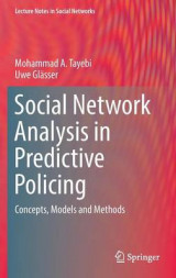 Omslag - Social Network Analysis in Predictive Policing