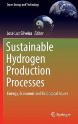Omslag - Sustainable Hydrogen Production Processes 2017