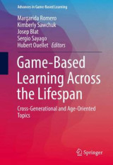 Omslag - Game-Based Learning Across the Lifespan 2016