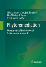 Omslag - Phytoremediation 2017: Volume 4