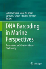 Omslag - DNA Barcoding in Marine Perspectives 2017