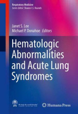 Omslag - Hematologic Abnormalities and Acute Lung Syndromes 2017