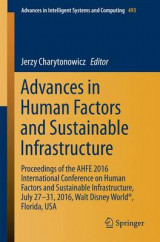 Omslag - Advances in Human Factors and Sustainable Infrastructure