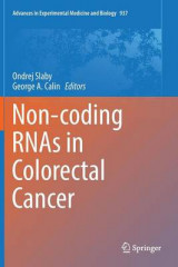 Omslag - Non-Coding RNAs in Colorectal Cancer 2017