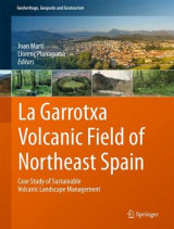 Omslag - La Garrotxa Volcanic Field of Northeast Spain 2017