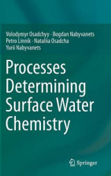 Omslag - Processes Determining Surface Water Chemistry