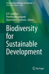 Omslag - Biodiversity for Sustainable Development 2017